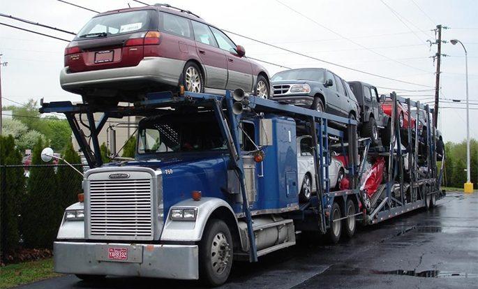 Truck Carrier Austin