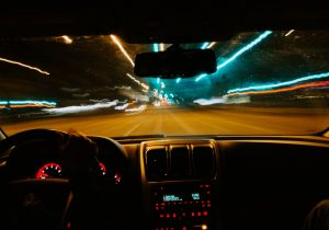 Drive Smart But Don't Drive High: No Need To Be High-Driving