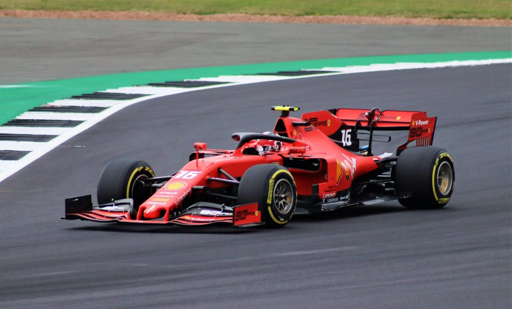 Formula One Vehicle Is To Be Better At Aerodynamic Racing