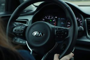 New Kia Niro EV Shows Crossover Losing Tiger-Nose Grille